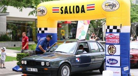 PANAMEÑOS EN RALLY TICO