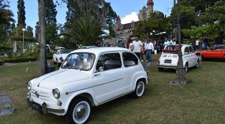 CONCURSO DE ELEGANCIA DE COLOMBIA, LOS AUTOS INGLESES E ITALIANOS FUERON EL TEMA DE LA EDICION 2019.
