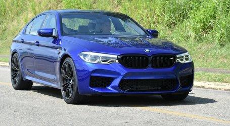 BMW M5, UN MISIL