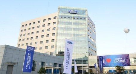 Ventas de Ford en China cayeron 34.9 % en el primer trimestre