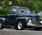 FORD F-100 1948.  RESTOMOD