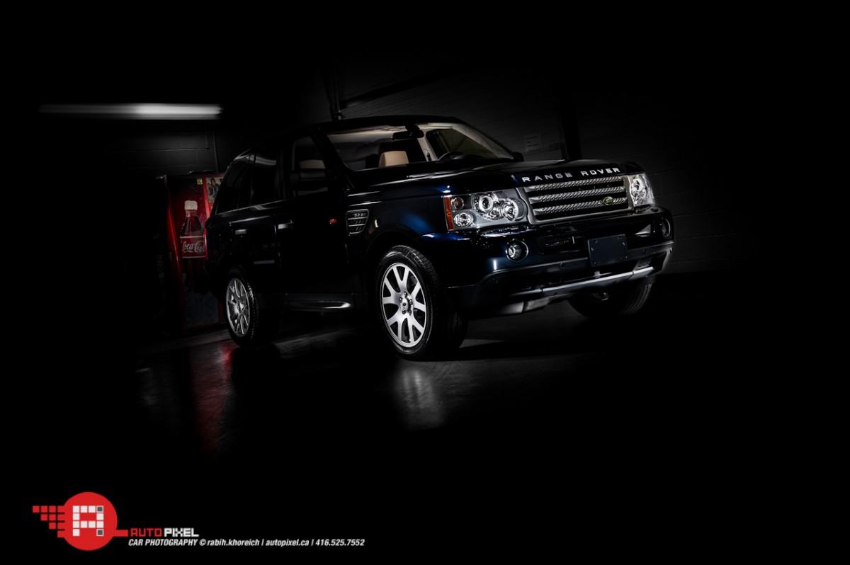 Range Rover - autopixel