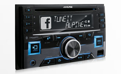 Alpine CDE-W265BT Navigation Installer - Colorado