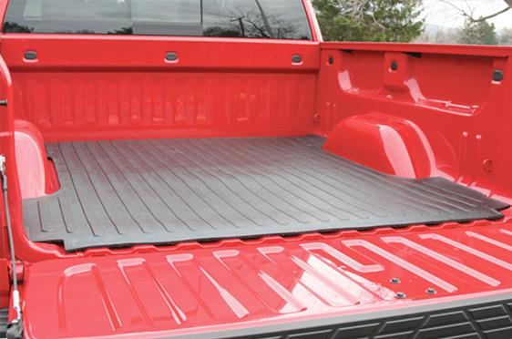 TrailFX Rubber Truck Bed Mat - Colorado