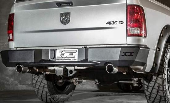 ICI Magnum Offroad Rear Bumper Dealer and Installer - Longmont