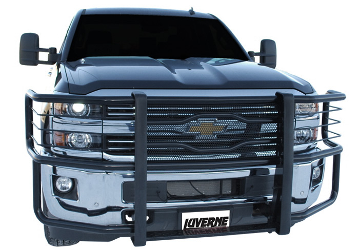 Luverne Prowler Max Black Truck Grille Guard Dealer and Installer - Fort Collins