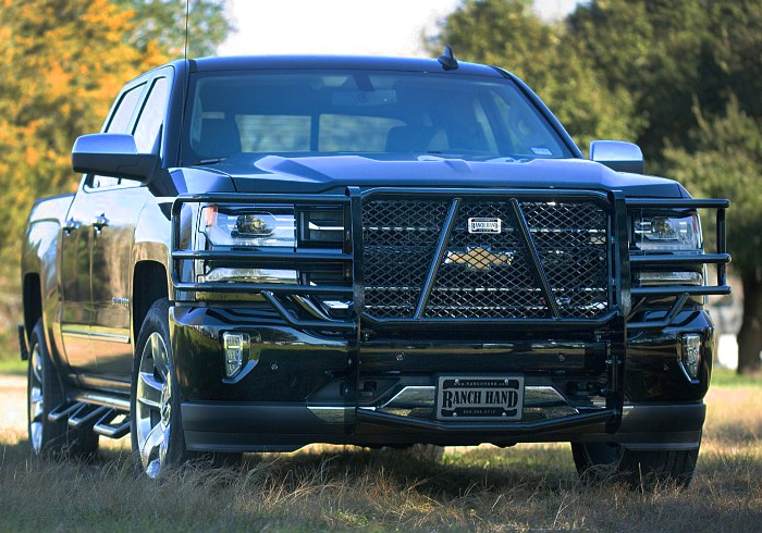 Ranch Hand Chevy GM Truck Grille Guard Dealer and Installer - Fort Collins
