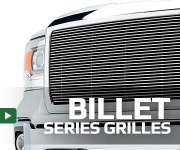 T-Rex Billet Truck Grilles - Loveland, Longmont, Colorado