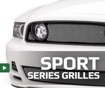 T-Rex Sport Car Grilles - Loveland, Longmont, Colorado