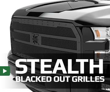 T-Rex Stealth Truck Grilles - Loveland, Longmont, Colorado