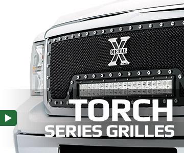 T-Rex Torch Truck Grilles - Loveland, Longmont, Colorado