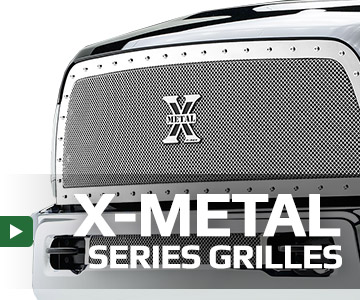 T-Rex X-Metal Truck Grilles - Loveland, Longmont, Colorado