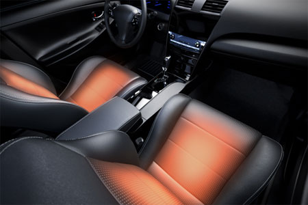 Installer of Heated Seats in Loveland, Fort Collins and Longmont, Colorado