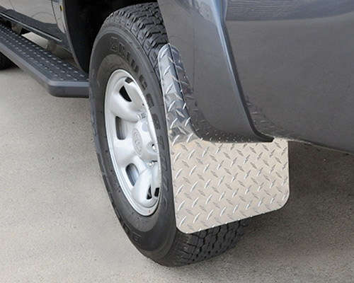 DeeZee Diamond Plate Brite Tread Mud Flap Installer - Fort Collins