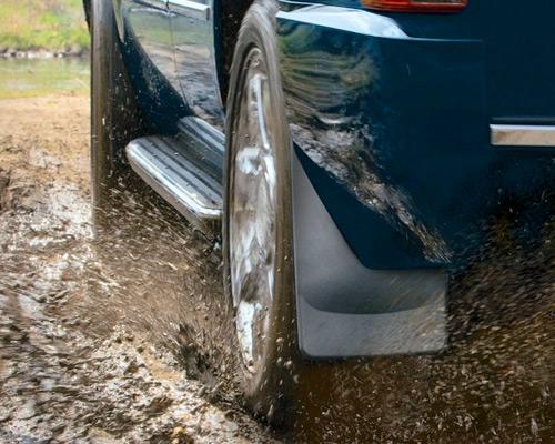 WeatherTech Truck Mud Flaps - Loveland, Longmont, Colorado