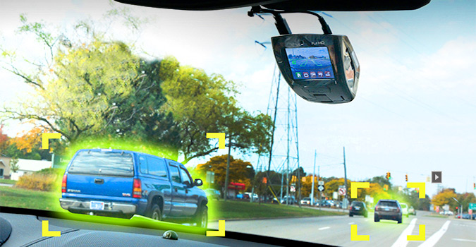 Advanced Driver Assistance System - Lane Departure Monitoring System Installation in Fort Collins and Longmont, Colorado