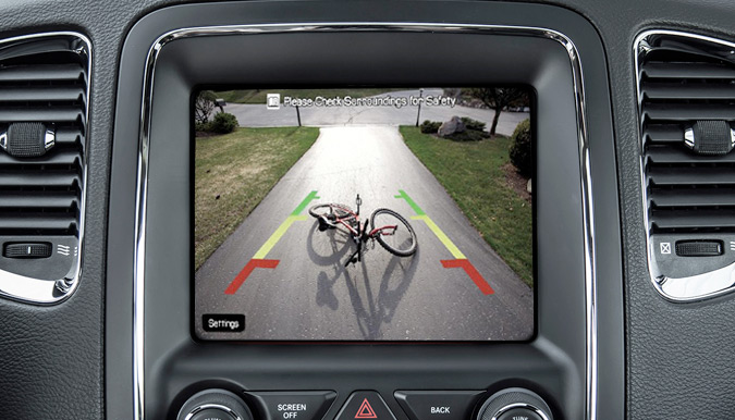 Vehicle Backup Camera Factory Screen Integration in Fort Collins, Loveland, and Longmont, Colorado
