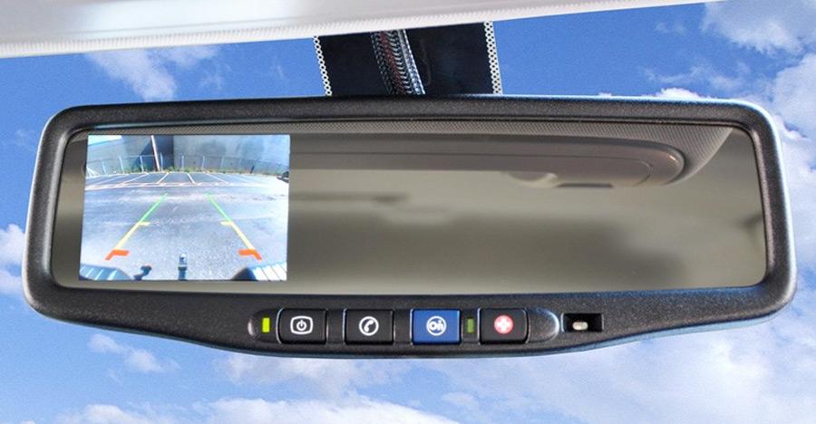BrandMotion Universal Vehicle Backup Camera System