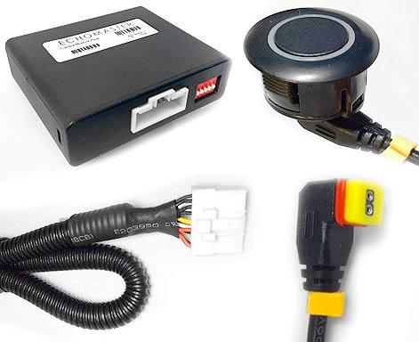 Vehicle Backup Parking Sensor System Installation in Fort Collins, Loveland, and Longmont, Colorado