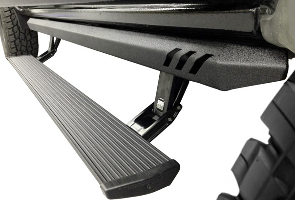 AMP Research PowerStep XL Retractable Running Boards - Fort Collins, Loveland, Longmont, Colorado