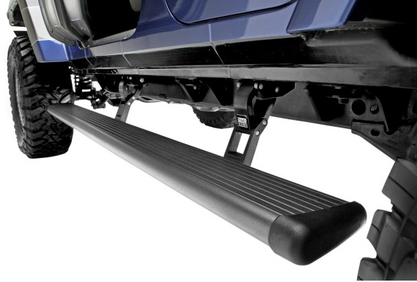 AMP Research PowerStep Retractable Running Boards - Fort Collins, Loveland, Longmont, Colorado