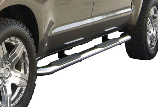 Westin 5in Protraxx Angled Truck Side Steps - Fort Collins, Loveland, Longmont, Colorado