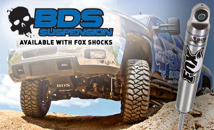 BDS Offroad Truck Suspension Fox Shocks - Fort Collins