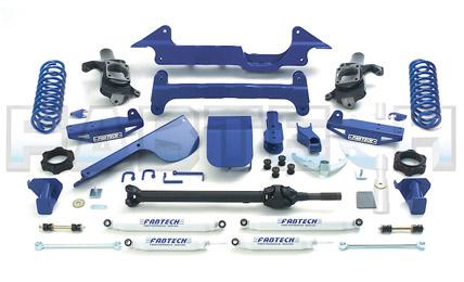 Fabtech Truck Suspension Lift Kits - Longmont