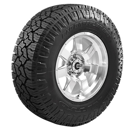 Nitto Exo Grappler Tires in Fort Collins, Loveland, Longmont, Colorado
