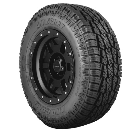Pro Comp A/T Sport Tires in Fort Collins, Loveland, Longmont, Colorado