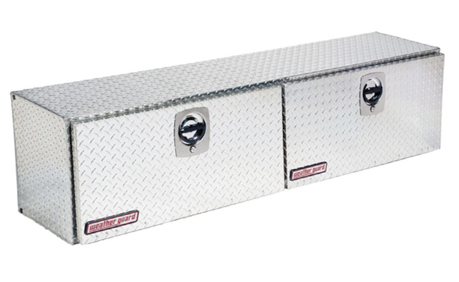 Truck High Side Mount Tool Box - Fort Collins, Loveland, Longmont, Colorado