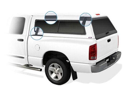 A.R.E. CX HD Series Truck Topper Dealer