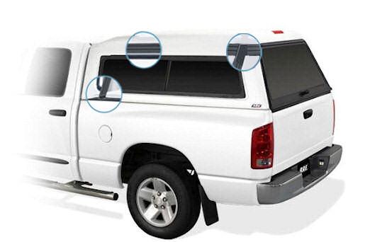 A.R.E. MX HD Series Truck Topper Dealer