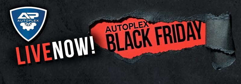 Autoplex Restyling Centers Black Friday Sale is LIVE Now!