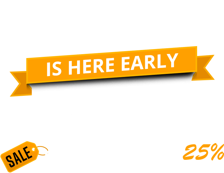 Autoplex's Black Friday Sale is Here Early!