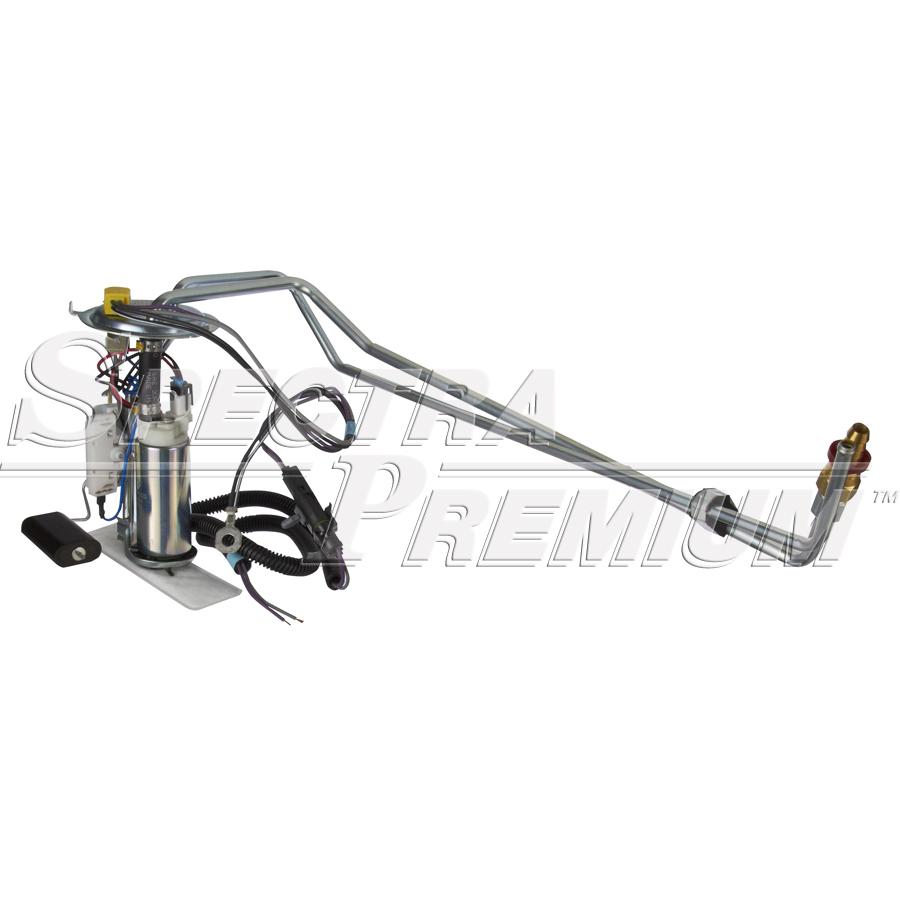 Spectra SP177A1H Pump & Sender Assembly Includes Fuel Pump