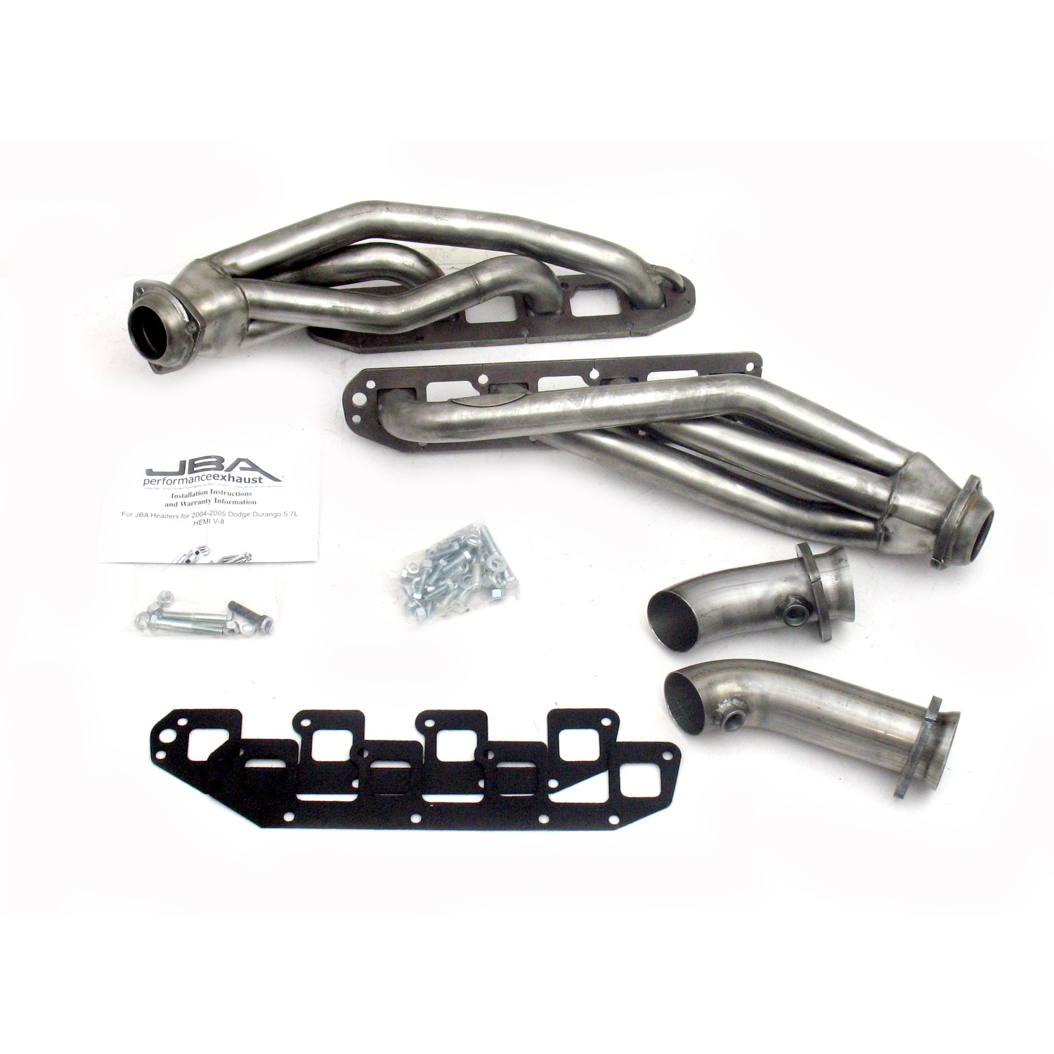 Jba Headers S For 04 06 Hemi Durango