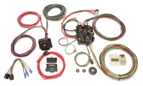 small resolution of i just installed a painless wiring harness along with painless wiring harness kit 84 cj7 painless