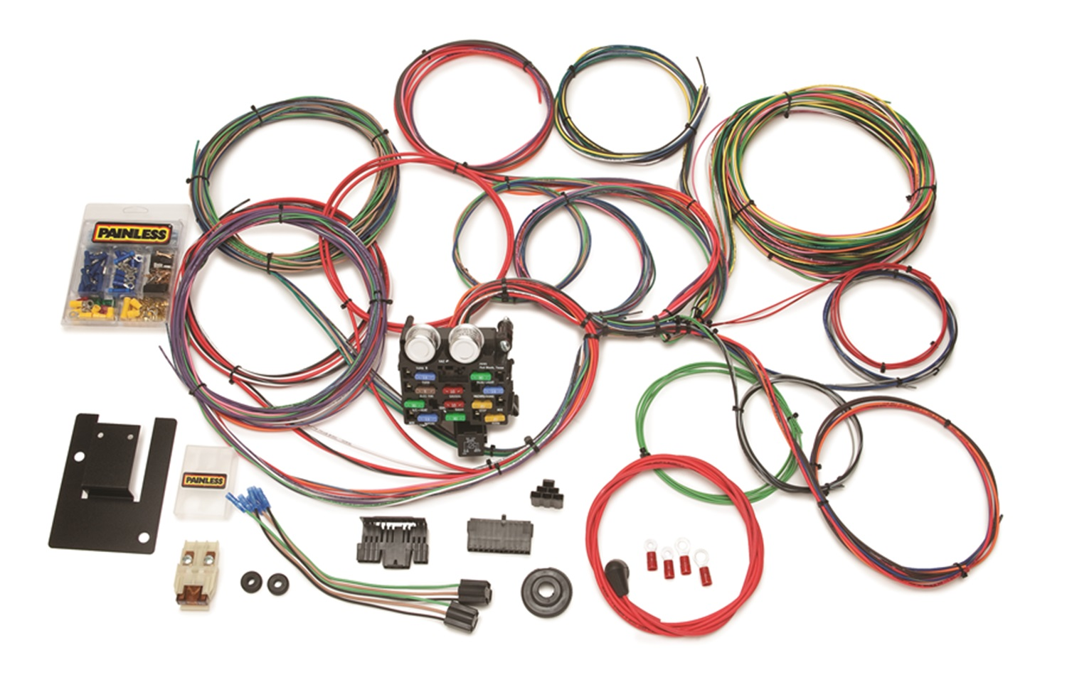 painless wiring xlr connector diagram 20107 12 circuit harness assembly