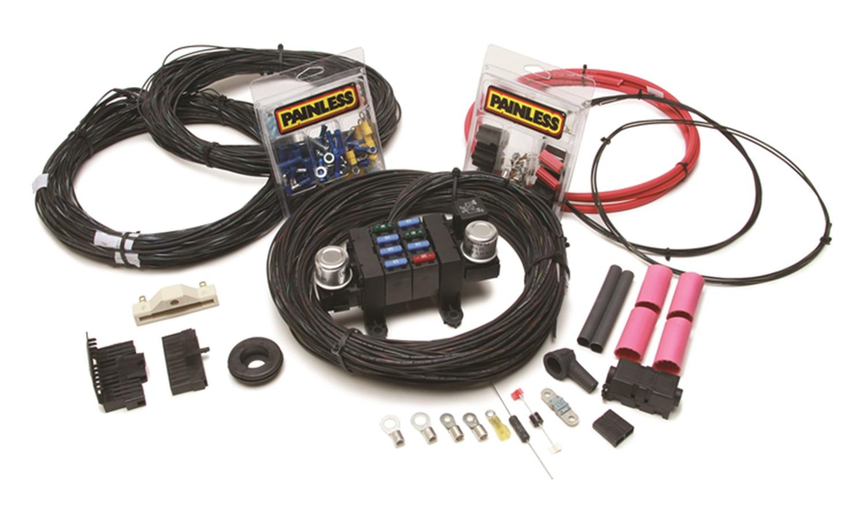 painless wiring 2006 dodge ram 1500 diagram 10309 14 circuit 8 fuse nostalgia