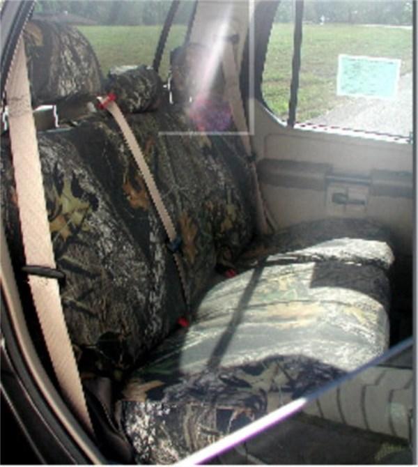 Hatchie Bottom H48335 Sgb Custom Seat Cover; Armor Suede