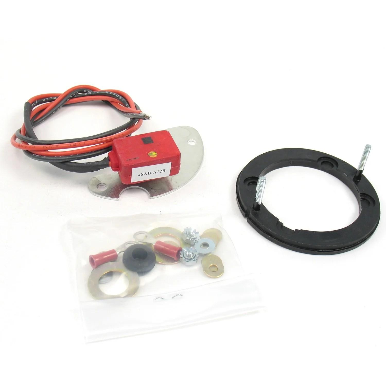pertronix ignitor ii wiring diagram ford f 150 fuse panel 91181 inc delco gm 57 74 8cyl