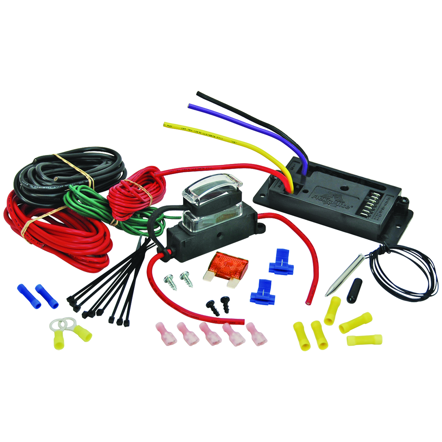 flex a lite dual fan controller wiring diagram discovery 2 bcu 31165 variable speed control module autoplicity