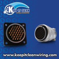 Keep It Clean Wiring 12284 Accessories 37 Pin Billet ...