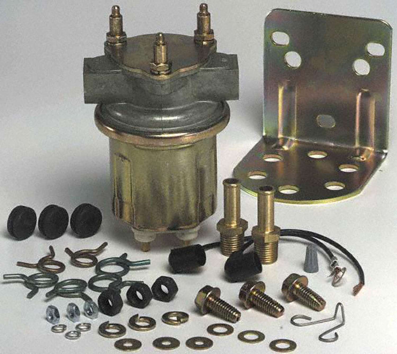 Carter Fuel Pump Wiring Diagram