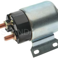 Thompson Solenoid Wiring Diagram 1997 Club Car Golf Cart Standard Motor Products Ss210 Starter Solenoids Autoplicity