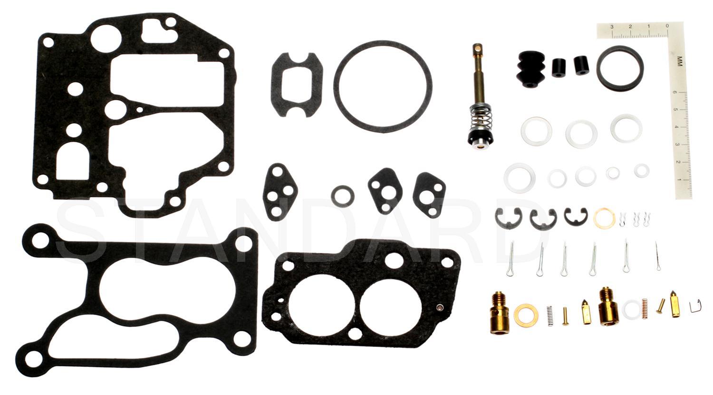 Standard Motor Products A For Nikki 2 Bbl Carburetor