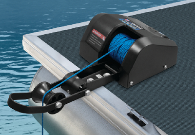 Simple Boat Wiring Trac Outdoor T1010935 Anchor Winch Pontoon 35 Fw Autoplicity