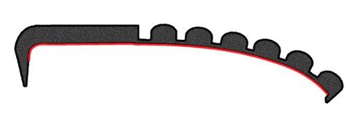 Pacer Performance 21-104 Pacer Rail-Guard Vinyl Truck Rail