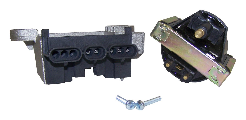 1987 Jeep Wrangler Alternator Wiring Diagram Jeep Yj Coil Wiring
